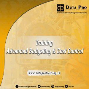 Pelatihan Advanced Budgeting & Cost Control
