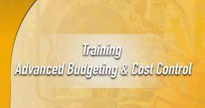 Training Advanced Budgeting & Cost Control