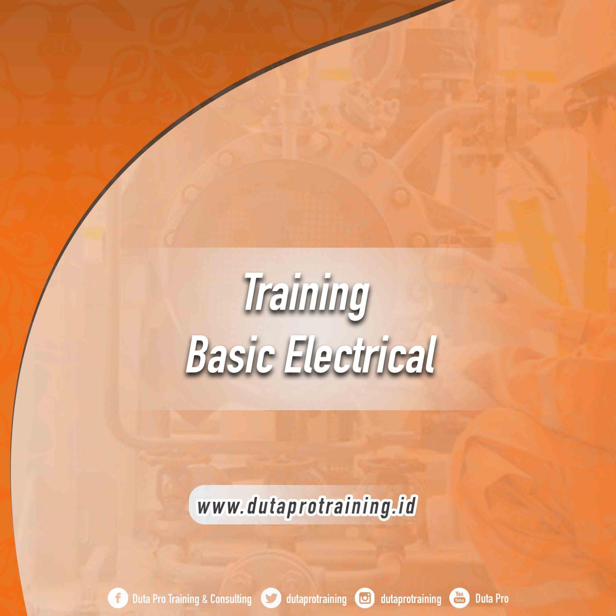 Training Basic Electrical