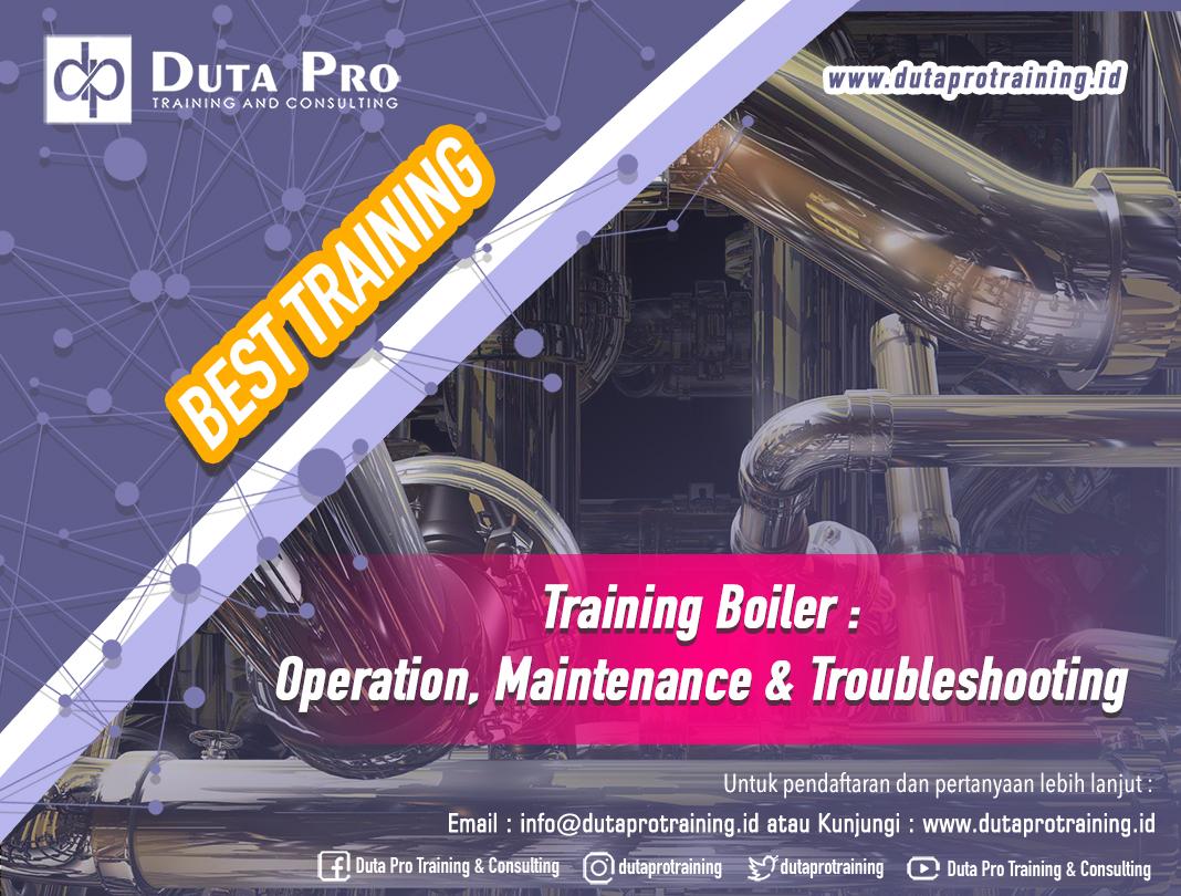 Training Boiler Operation Maintenance Troubleshooting