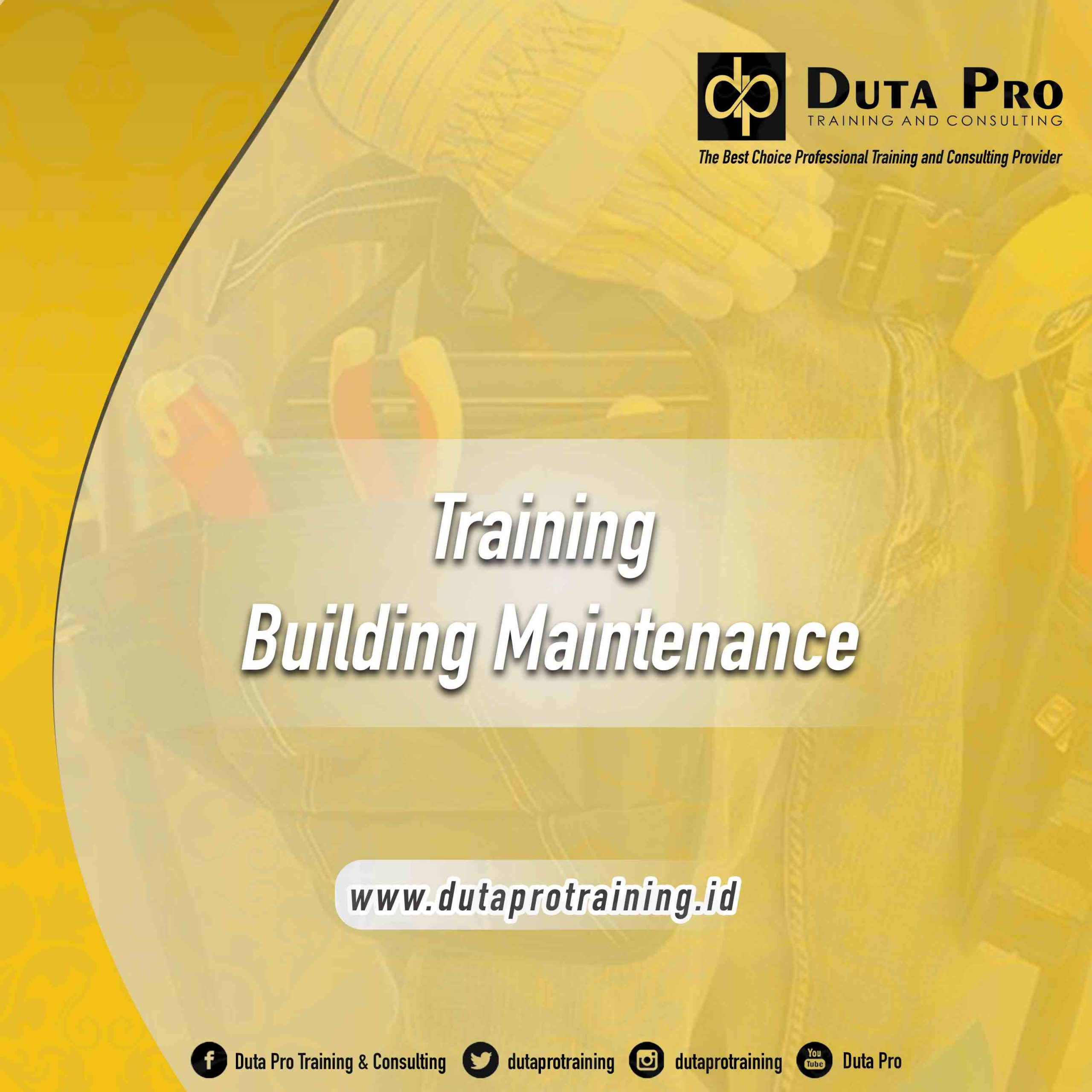Training Building Maintenance