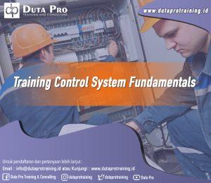 Training Control System Fundamentals Image Training Duta Pro Training Jakarta Bandung Jogja Bali Surabaya Lombok