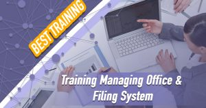 Training Managing Office & Filing System