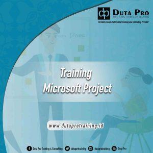 Training  Microsoft Project jogja bandung