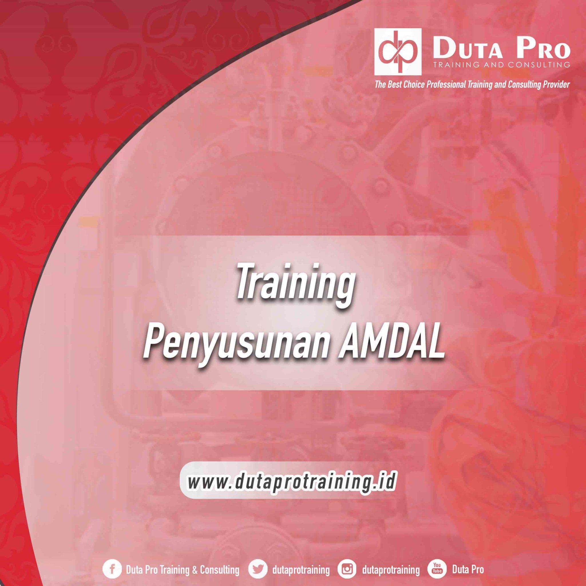 Pelatihan Penyusunan AMDAL