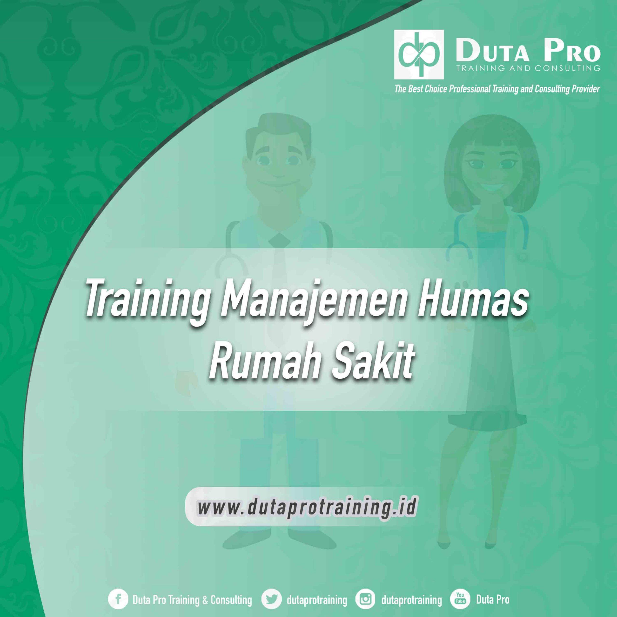 Manajemen Humas (Public Relations) Rumah Sakit