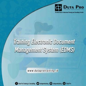 Training Electronic Document  Management System (EDMS) Murah Jakarta