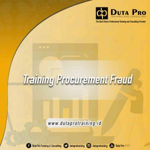 Training Procurement Fraud Bandung Bali Jakarta Lombok