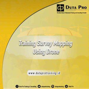 Training Survey Mapping Using Drone Jogja Jakarta Bandung Bali
