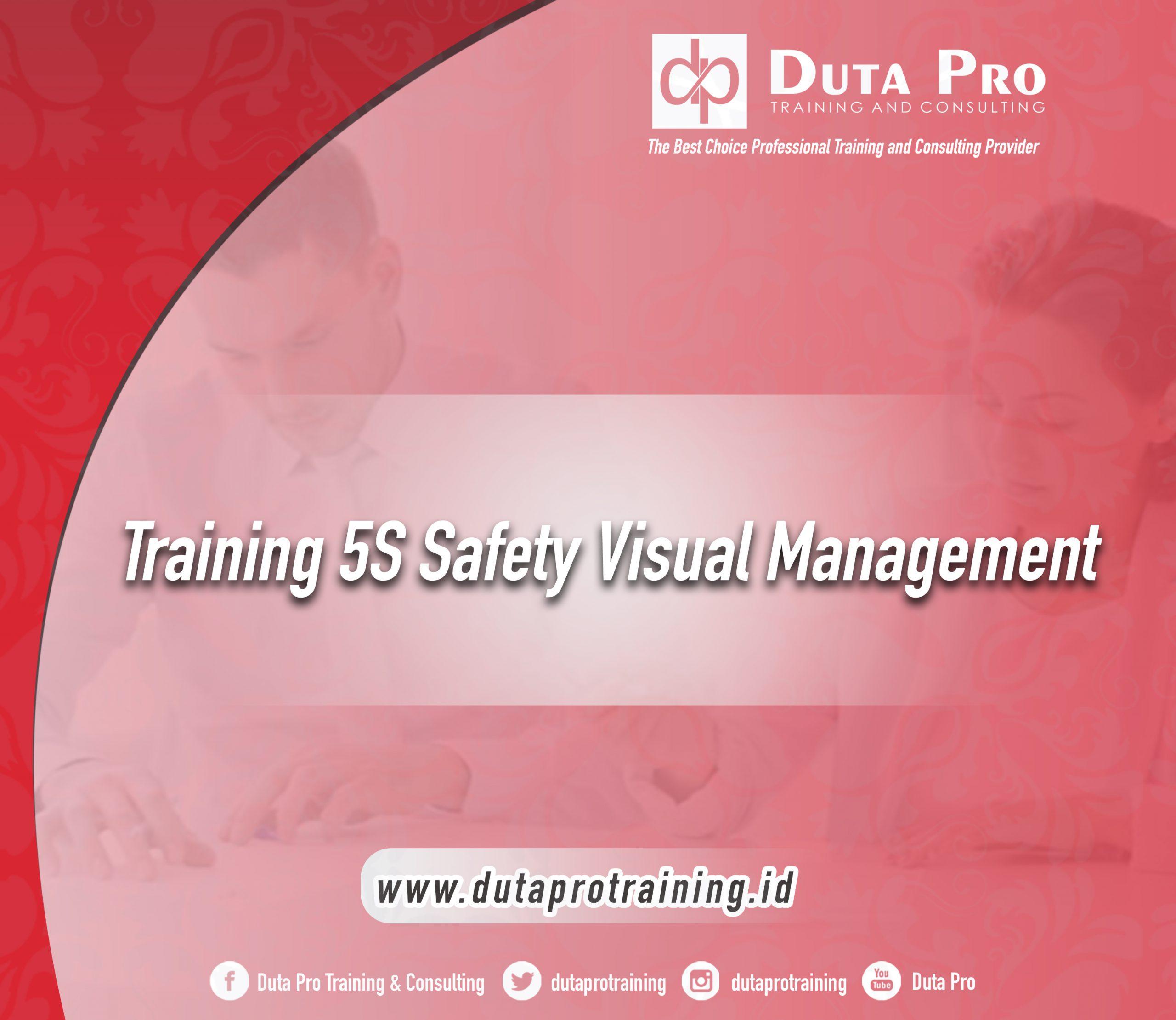 Training 5S Safety Visual Management