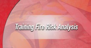 Training Fire Risk Analysis