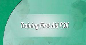Training First Aid P3K