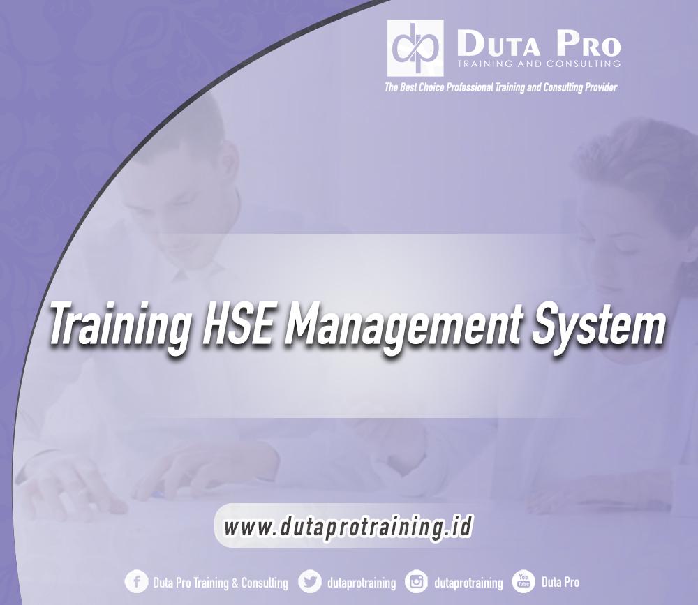 Training HSE Management System