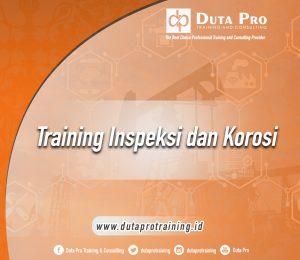 Training Inspeksi dan Korosi