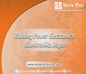 Training Power Electronics (Elektronika Daya) jogja bandung jakarta