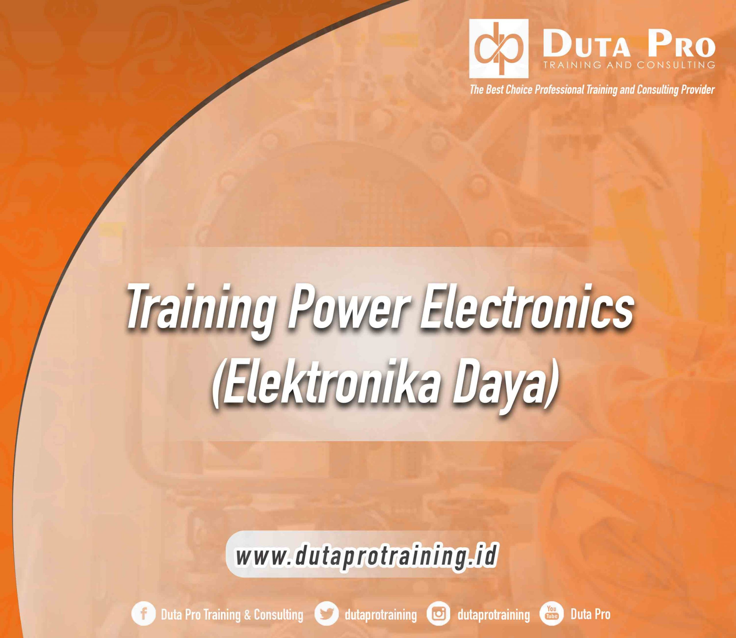 Training Power Electronics (Elektronika Daya)