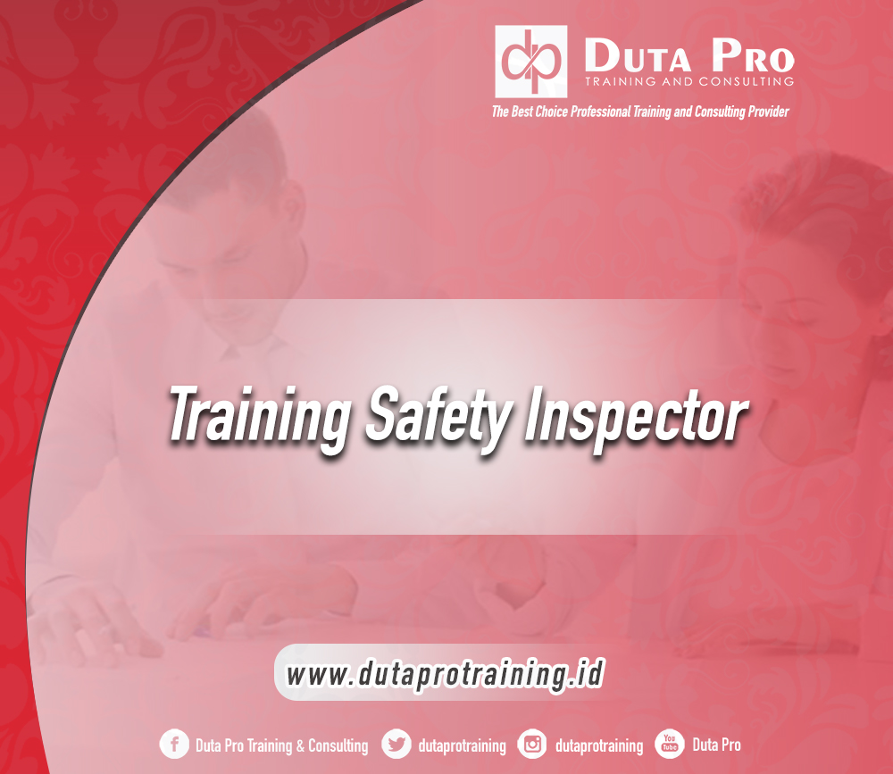 Training Safety Inspector