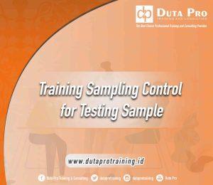 Training Sampling Control  for Testing Sample jogja jakarta bandung bali