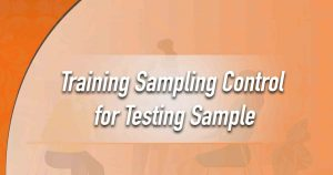 Training Sampling Control for Testing Sample