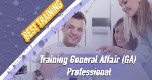 Training General Affair (GA) Professional