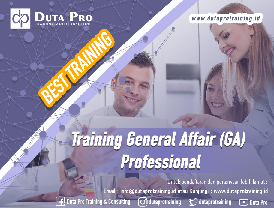 Training General Affair (GA) Professional