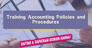 Training Accounting Policies and Procedures