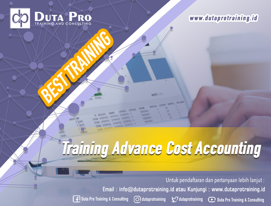 Training Advance Cost Accounting
