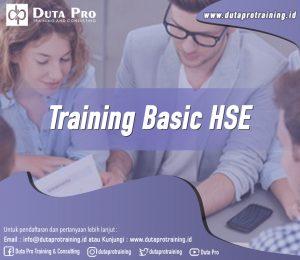 Training Basic HSE Image Training Duta Pro Training Jakarta Bandung Jogja Bali Surabaya Lombok