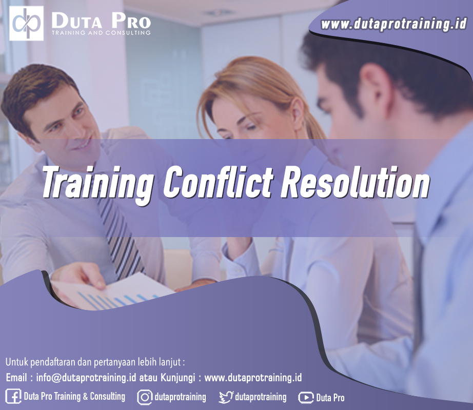 Training Conflict Resolution