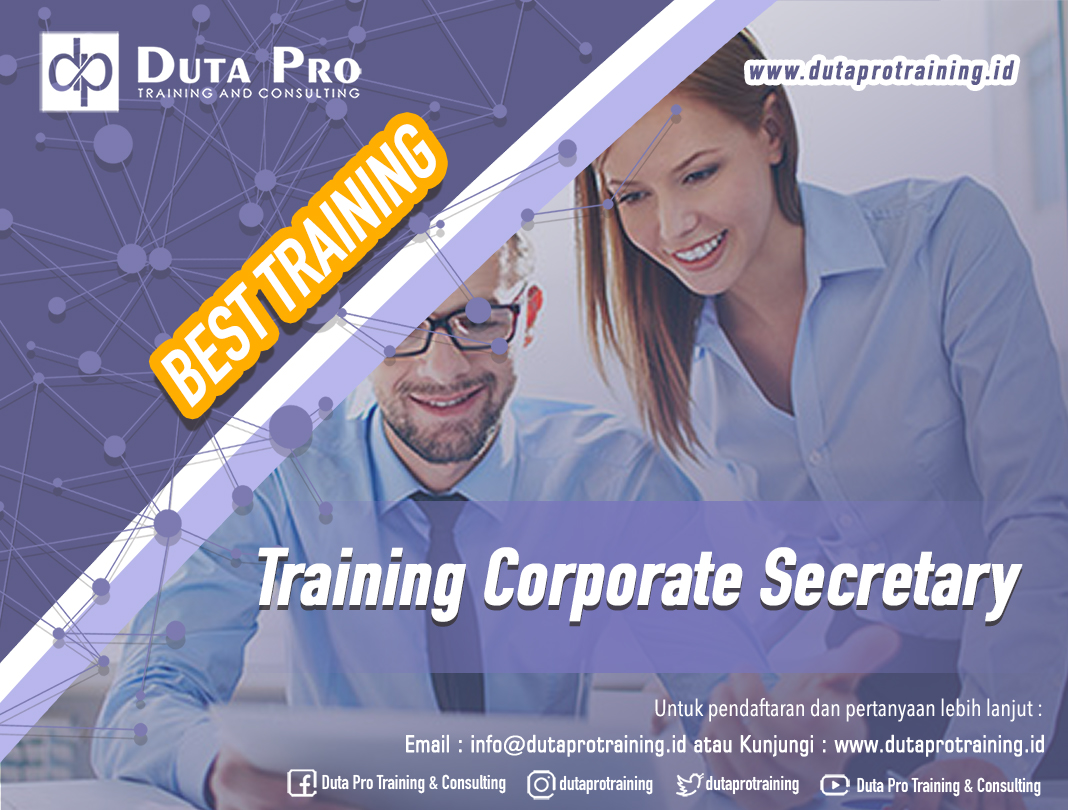Training Corporate Secretary