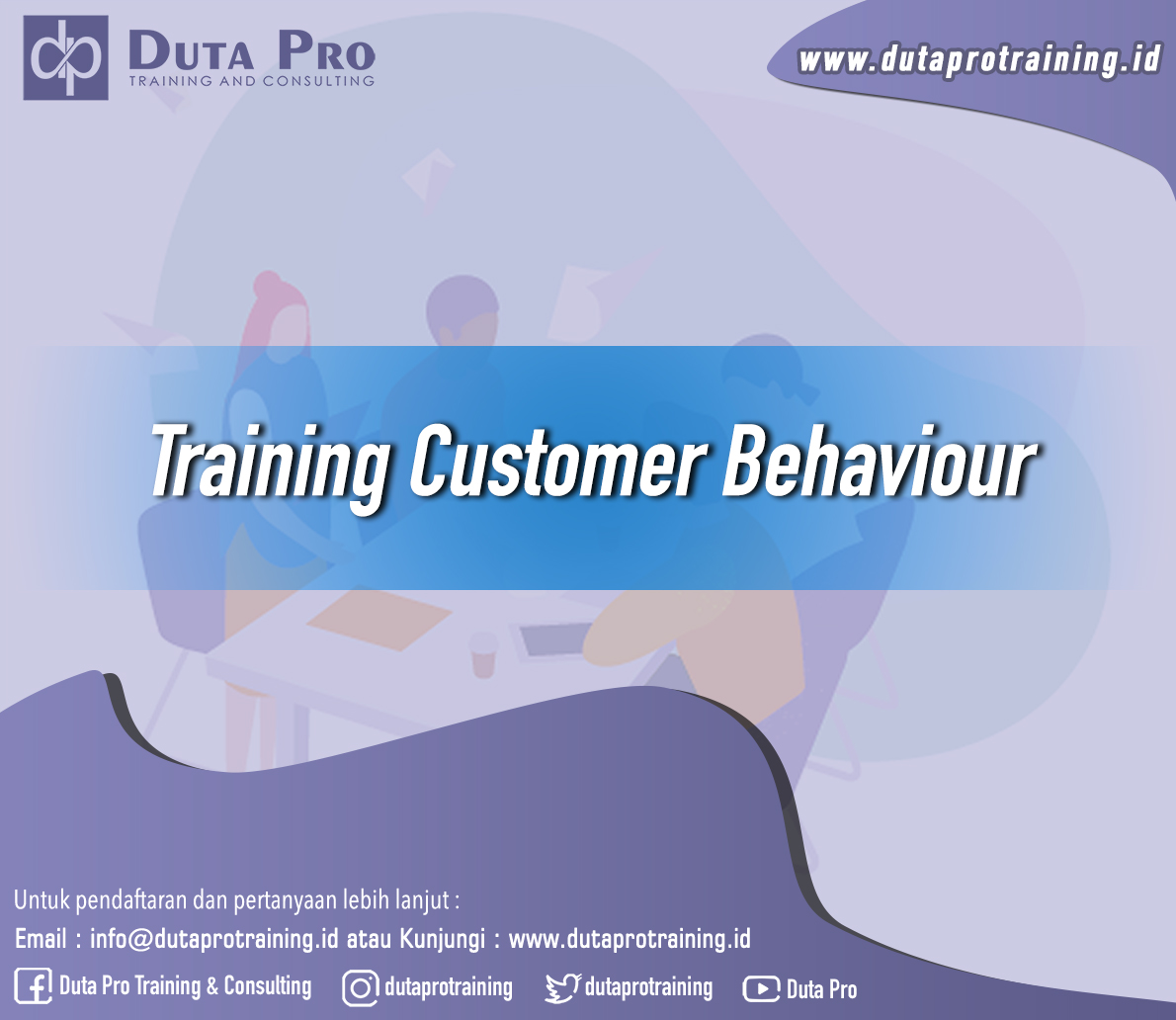 Training Customer Behaviour