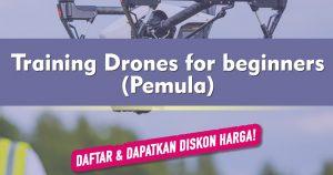 Training Drones for beginners (Pemula)