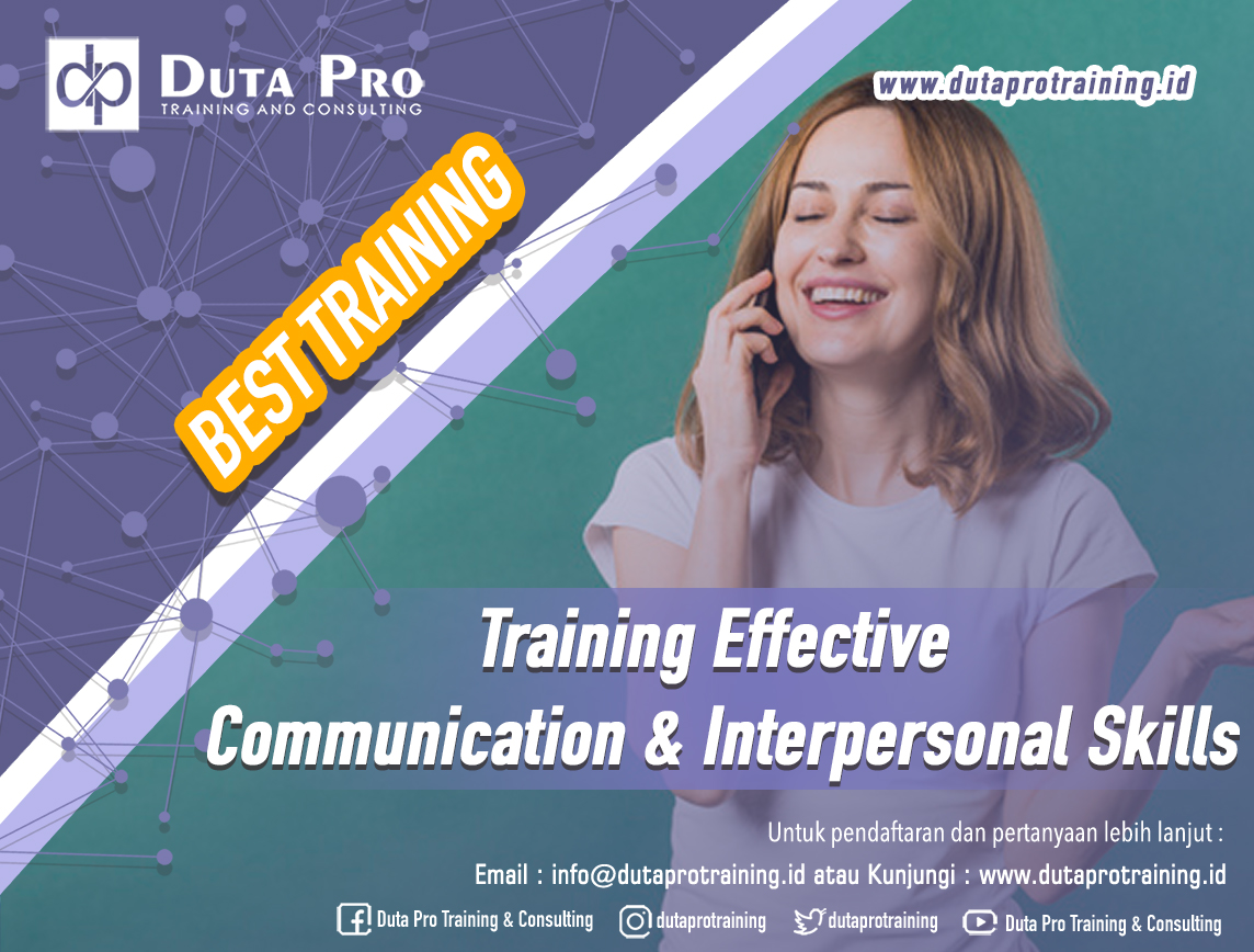 Training Effective Communication & Interpersonal Skills