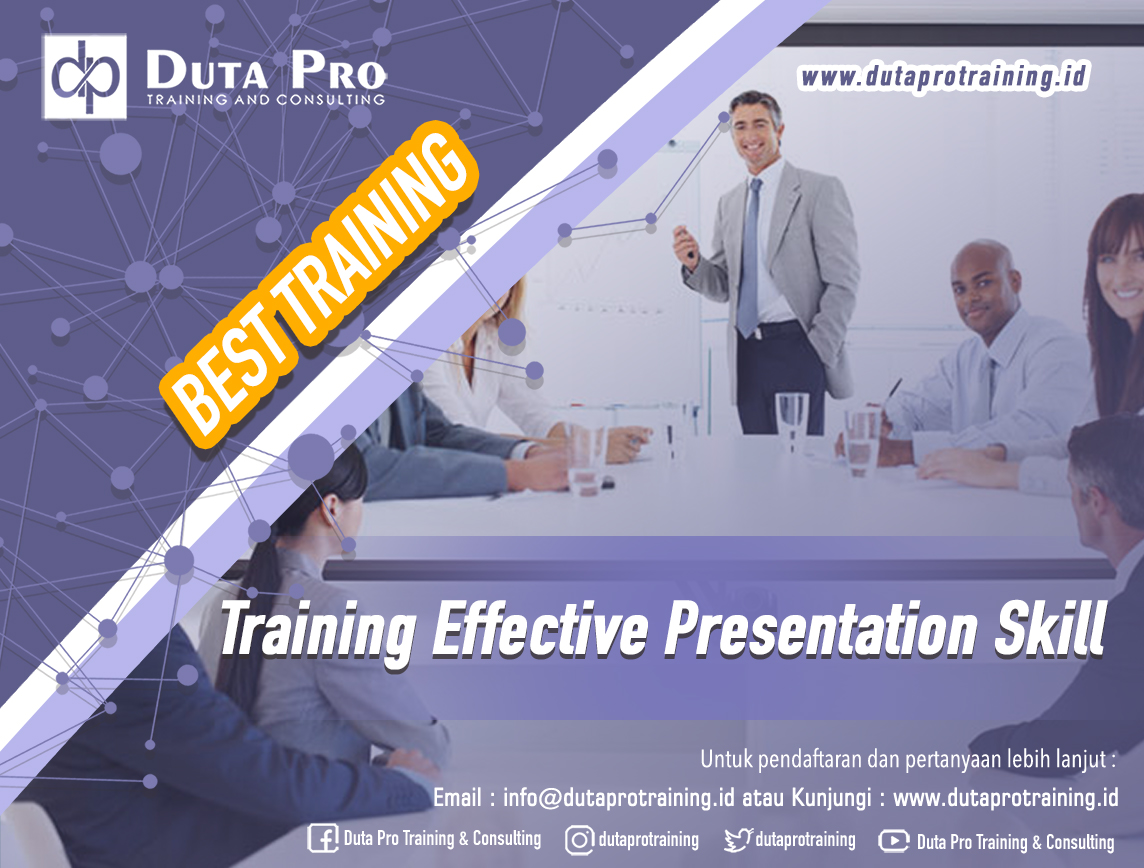 Training Effective Presentation Skill