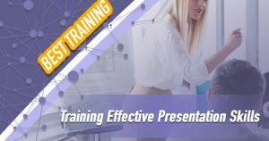 Training Effective Presentation Skills