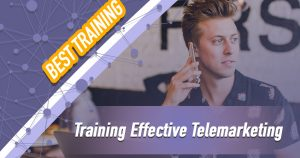 Training Effective Telemarketing
