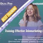 Training Effective Telemarketing Skills Best Training Informasi Pelatihan Duta Pro Training Consulting di Jakarta Bandung Jogja Bali Surabaya Lombok