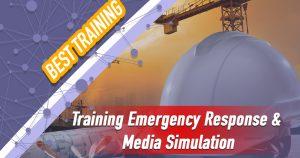 Training Emergency Response & Media Simulation