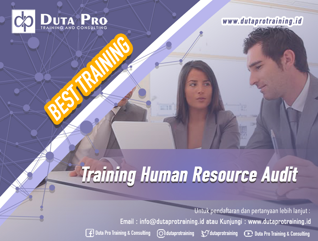 Training Human Resource Audit