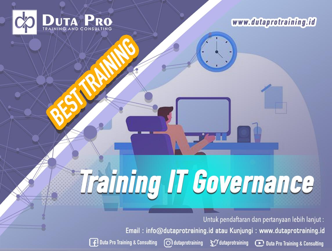 Training IT Governance