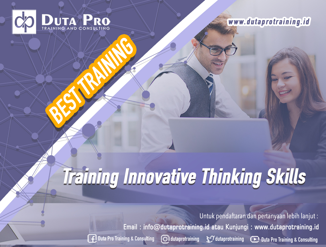 Training Innovative Thinking Skills