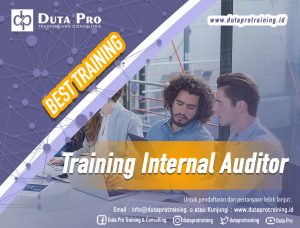 Pelatihan Internal Auditor Jogja Jakarta Bandung Bali
