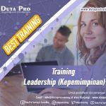Pelatihan Leadership atau Kepemimpinan