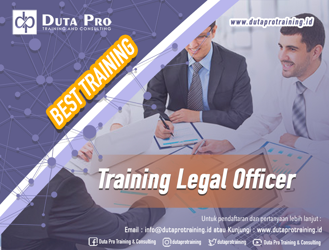 Training Legal Officer