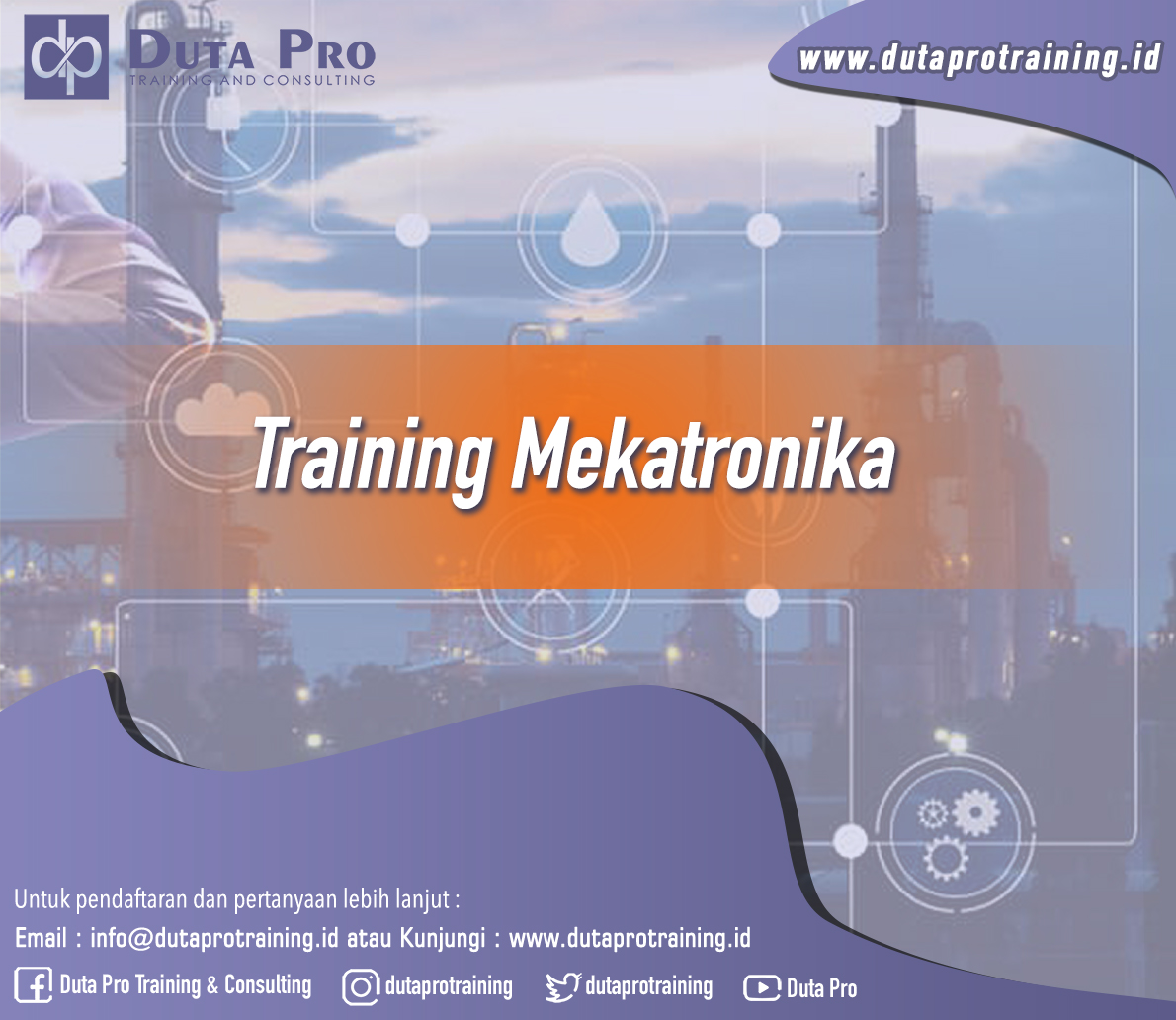 Training Mekatronika
