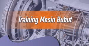 Training Mesin Bubut