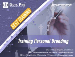Pelatihan Personal Branding jogja jakarta bandung bali surabaya