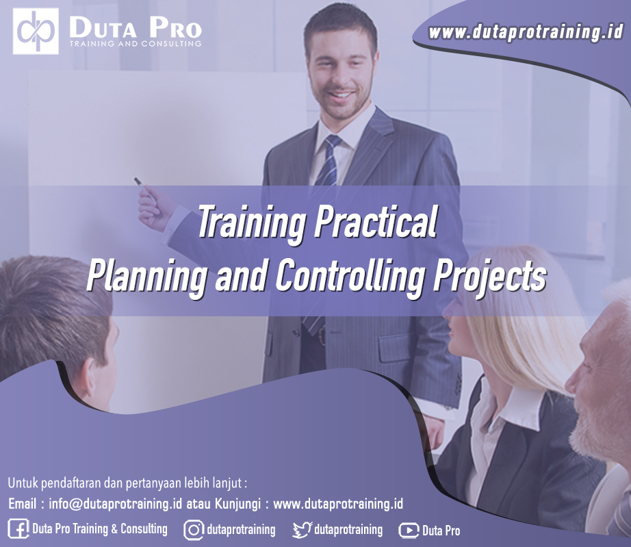 Training Practical Planning and Controlling Projects