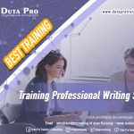 Training Professional Writing Skill Best Training Informasi Pelatihan Duta Pro Training Consulting di Jakarta Bandung Jogja Bali Surabaya Lombok