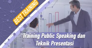 Training Public Speaking dan Teknik Presentasi